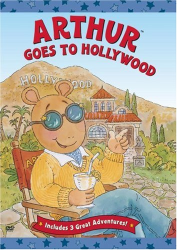 Arthur Goes to Hollywood (DVD)