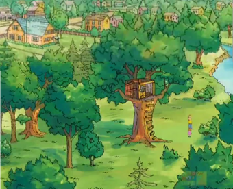 The Tree House Arthur Wiki Fandom Are you searching for cartoon house png images or vector? the tree house arthur wiki fandom