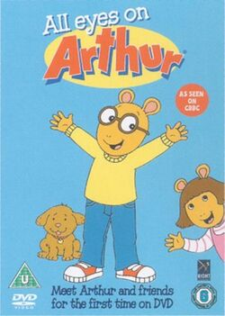 All Eyes on Arthur DVD.jpg