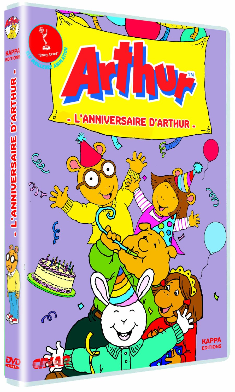 L'anniversaire d'Arthur (DVD)