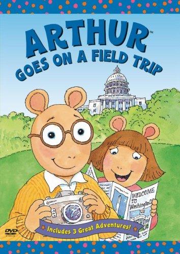 Arthur Goes on a Field Trip (DVD)