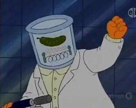Dr. Doomsday