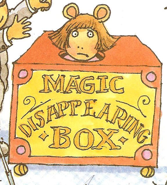 Magic Disappearing Box