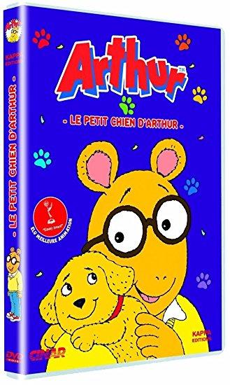 Le petit chien d'Arthur (DVD)