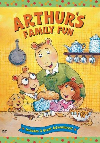 Arthur's Family Fun (2003 DVD)