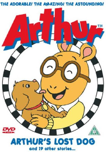 Arthur's Lost Dog (DVD)