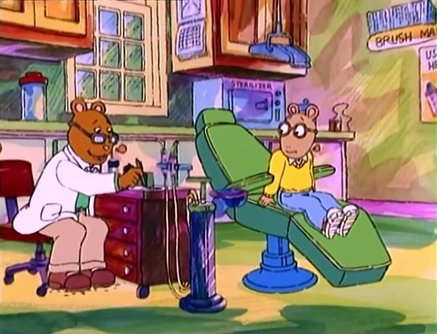 Arthur's Tooth (episode)