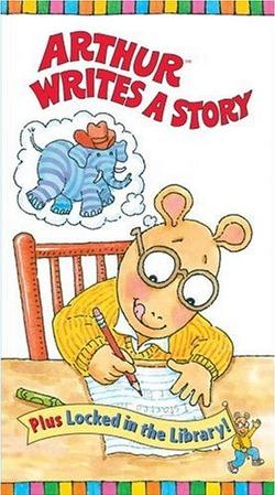 Arthur Writes a Story VHS.png