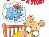 Arthur Writes a Story (VHS)