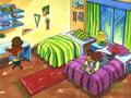 Frensky Sisters Bedroom