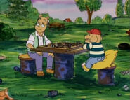Arthur Cleans Up 104