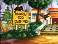 Rainbow rock state park