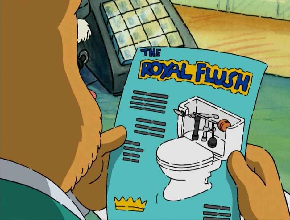 The Royal Flush