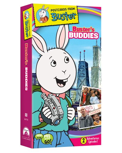 Buster's Buddies (VHS)