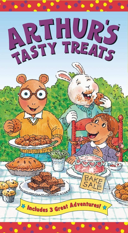Arthur's Tasty Treats (VHS)