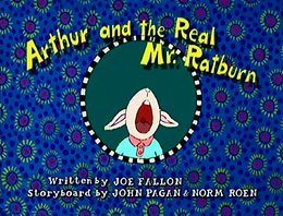 Arthur and the Real Mr. Ratburn title card.png