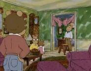Arthur's Cousin Catastrophe 13