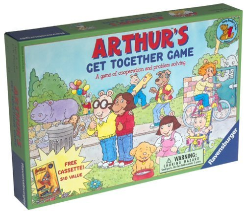 Arthur's Get Together Game
