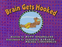 Brain Gets Hooked Title Card.png