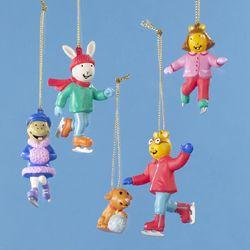 Arthur ornaments (Kurt Adler)