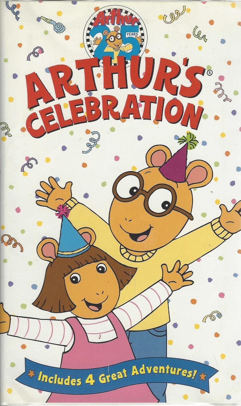 Arthur's Celebration (VHS)