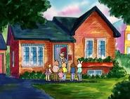 Herbert Haney's House Front
