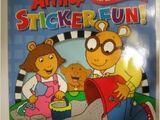 Arthur activity books (Bendon)