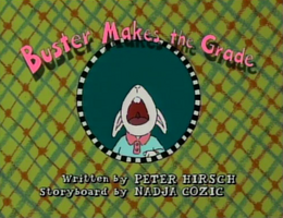 Buster Makes the Grade Title Card.png