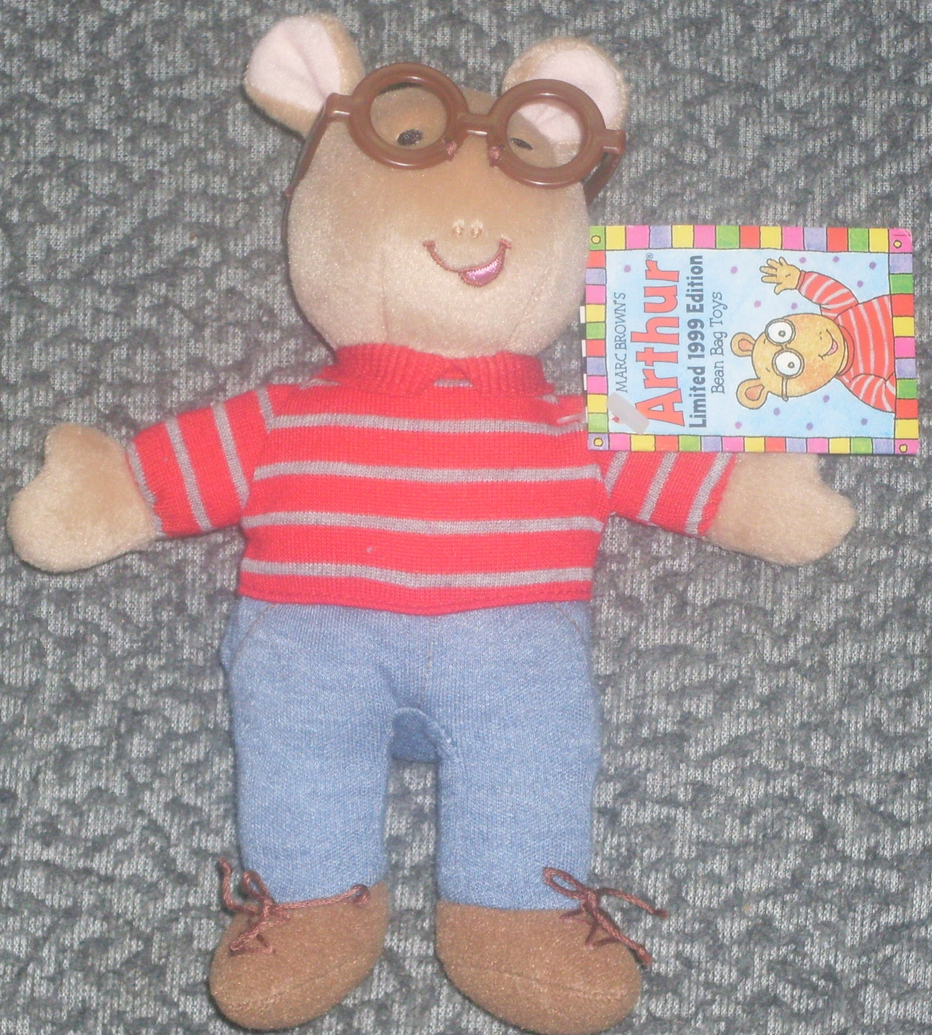 Arthur plush (Eden)