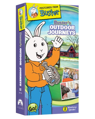 Buster's Outdoor Journeys (VHS)