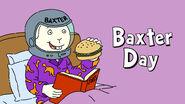 Celebrate the Holidays! Baxter Day