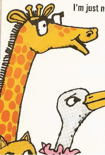Giraffe (Arthur's Nose)