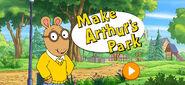 Arthur's Park early title