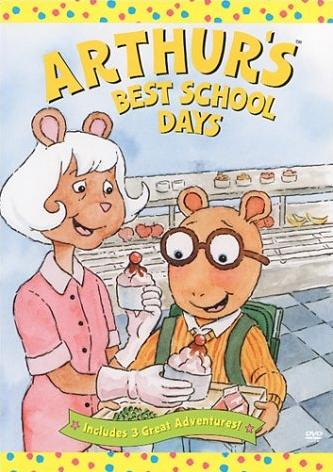 Arthur's Best School Days (DVD)