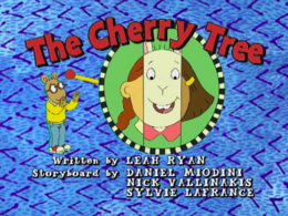 The Cherry Tree title card.png