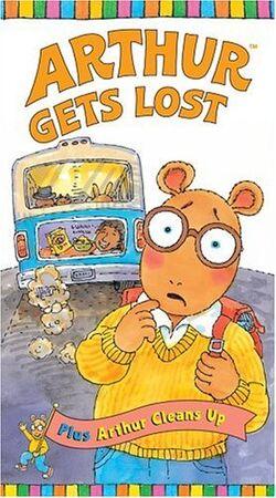 Arthur Gets Lost (VHS).jpg