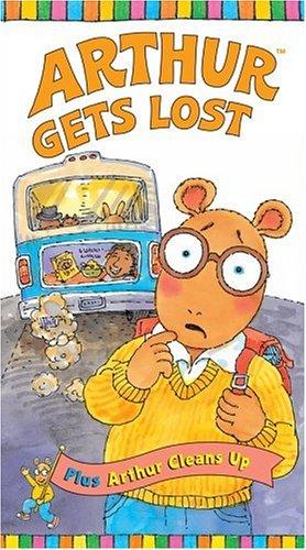 Arthur Gets Lost (VHS)