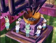 Ice Cream Mixing Bowl