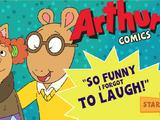 Arthur Comics: So Funny I Forgot to Laugh!