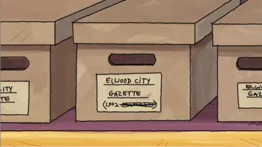 Elwood City Gazette