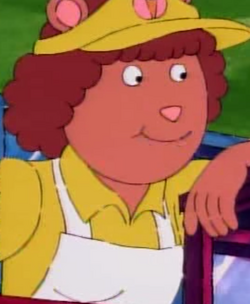 Mrs. Powers's appearance from 1996 until 1998