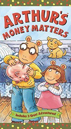 Arthur's Money Matters VHS.jpg