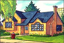Binky's House