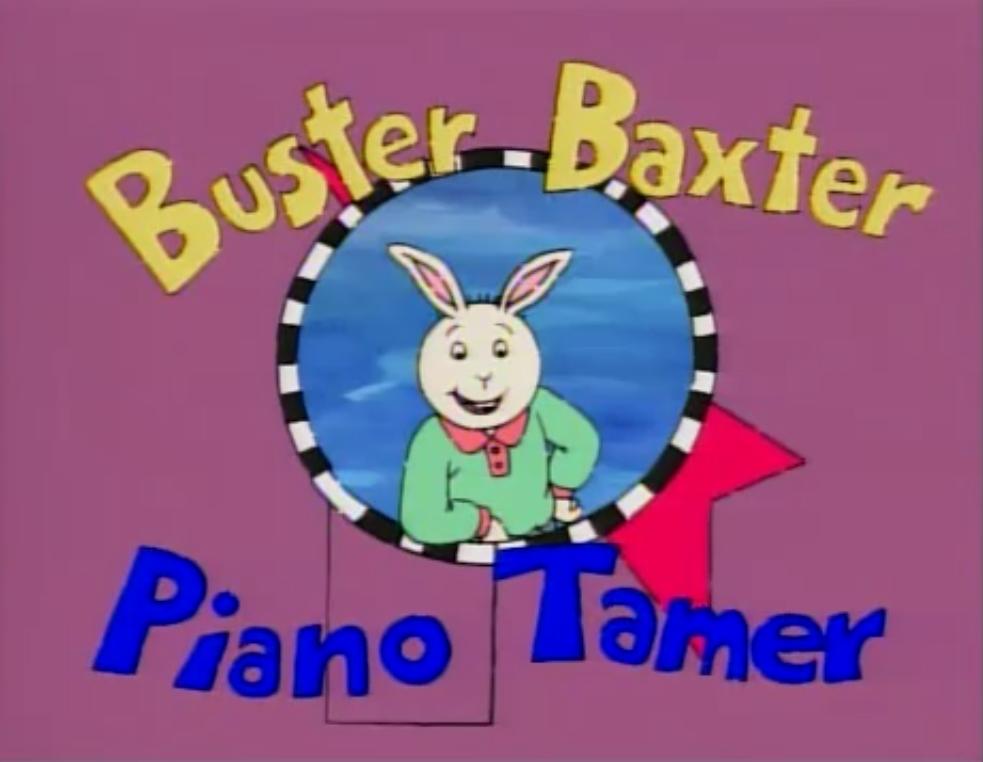 Buster Baxter: Piano Tamer