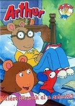 Arthur: Miért tűnnek el a zoknik?