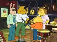 Rabbit worker guy in brother can you spare a clarinet