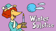 Celebrate the Holidays! Winter Solstice