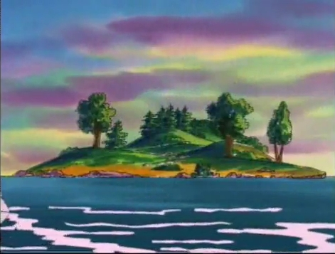 Button Island