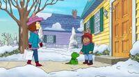 Madison's Winter Attire