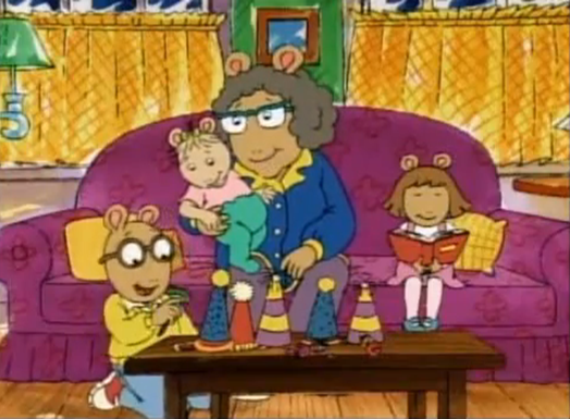 Arthur's New Year's Eve